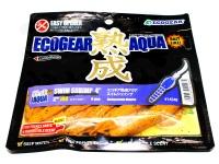 エコギア エコギア熟成アクア - スイムシュリンプ 4インチ #J04 ホヤイエロー 4インチ