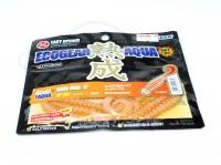 エコギア エコギア熟成アクア - リングマックス3インチ #J01 オキアミ 3インチ