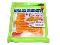 エコギア グラスミノー - L #440 ジョウバンプレシャスオレンジ Lサイズ