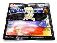 エコギア エコギア熟成アクア - スイムシュリンプ 4インチ #J08 赤エビ 4インチ