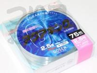 ゴーセン アクアキング - GS280N25 ‐ 2.5号 75m