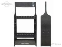 プロトラスト PTロッドスタンド - PT-6022 #ブラック W44.5×D21×H90cm