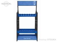 プロトラスト PTロッドスタンド - PT-6022 #ブルー W44.5×D21×H90cm
