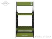 プロトラスト PTロッドスタンド - PT-6022 #オリーブグリーン W44.5×D21×H90cm