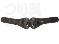 ティムコ フォックスファイヤー - パワームーブコルセット #Lサイズ 適応範囲95〜115cm #ブラック