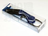 ゴールデンミーン GMグリップ - - #ブルー 185mm 110g