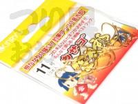 金龍鈎 カサゴ金太郎 - 小袋 ゴールド 11号