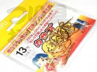 金龍鈎 カサゴ金太郎 - 小袋 ゴールド 13号