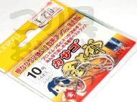 金龍鈎 カサゴ金太郎 - 小袋 シルバー 10号
