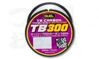 デュエル フロロカーボンライン - TB300 #クリア 1.5号 6lb 300m