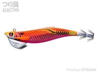 デュエル EZ-Q フィンプラスTR -  #ダブル夜光ボディ/レッドオレンジ 3.5号 40g