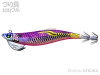 デュエル EZ-Q フィンプラスTR - ラトル #11 ダブル夜光ゴールドパープル 3.5号 30g