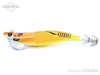 デュエル EZ-Q フィンプラスTR - ラトル #13 ダブル夜光オレンジボイル 3.5号 30g