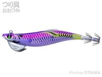 デュエル EZ-Q フィンプラスTR - ラトル #14 ケイムラパープルピンク 3.5号 30g