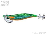 デュエル EZ-Q フィンプラスTR -  #04 下地グリーン/グリーングリーン 3.5号 50g
