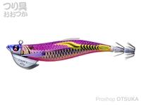 デュエル EZ-Q フィンプラスTR -  #11 ダブル夜光ボディ/ゴールドパープル 3.5号 50g
