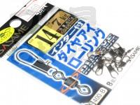 ささめ針 インター付ダイヤアイローリング - - - サイズ14