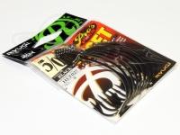 リューギ LTオフセット -  #ブラック 5/0