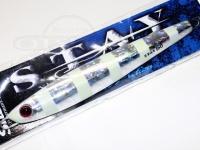 ささめ針 シャウト ステイ - 115SY #ゼブラグロー 160g