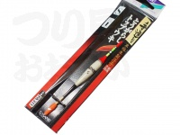 ささめ針 とうがらしトップウキ - PA311  サイズ:S オモリ負荷:ガン玉1号