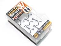 リューギ ピアスダブル - HPW060 #ブラック #6