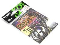 リューギ インフィニ ブルータル - HIB094 #ブラック サイズ #7/0