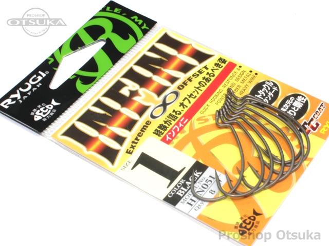 リューギ インフィニ HIN-051 #1 #ブラック