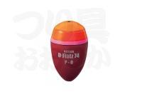 キザクラ D-フラッツ74 -  #オレンジ P-03 9.60g