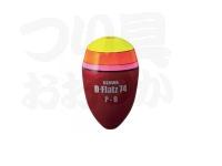 キザクラ D-フラッツ74 -  #イエロー P-0 9.25g