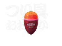 キザクラ D-フラッツ74 -  #オレンジ P-J6 9.13g