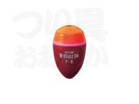 キザクラ D-フラッツ74 -  #オレンジ P-J3 9.00g