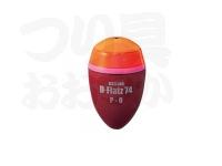 キザクラ D-フラッツ74 -  #オレンジ P-B 8.70g