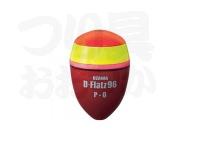 キザクラ D-フラッツ96 -  #オレンジ P-B 13.0g