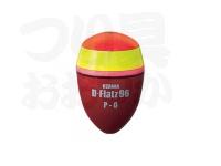 キザクラ D-フラッツ96 -  #オレンジ P-2B 12.8g