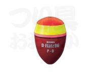 キザクラ D-フラッツ96 -  #オレンジ P-3B 12.6g