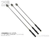 キザクラ 黒魂 - チタンワープシャクII - Lカップ(30cc) 740mm