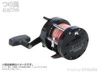 プロックス ビックトロール2 - BTCT23000  ギア比3.8:1 最大ドラグ力9kg