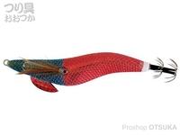 ハリミツ 墨族 -  2.5号 #T02 青赤メタレッド 2.5号 ツツイカスペシャルラトル