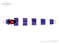 マグバイト スコップジグ - 100g #03 パープルゼブラグロー 100g