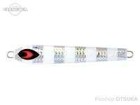 マグバイト スコップジグ - 80g #02 ゼブラグロー 80g