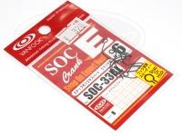 ヴァンフック スナップオンフック - クランク用 SOC-33BL #ステレスブラック #6