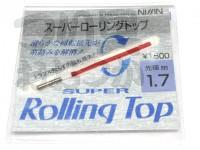 宇崎日新 スーパーローリングトップ - -  1.7mm