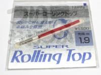 宇崎日新 スーパーローリングトップ - -  1.9mm