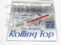 宇崎日新 スーパーローリングトップ - -  2.2mm