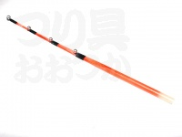 宇崎日新 W扁平ソリッドG付オレンジ - 180mm ガイド付 18cm