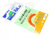 宇崎日新 富士流テンカラバス - 冨士流テンカラバス オレンジ オレンジ 3.3m