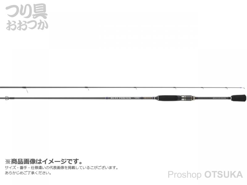 宇崎日新 アレス ブルーポーター アレス ブルーポーター EG 806ML 8.0ft エギ2.0-3.5号 ラインPE0.5-1.2 仕舞寸法125cm 継数2本 自重92g