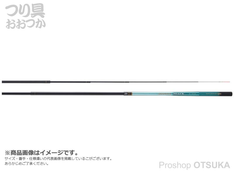 宇崎日新 シャイニーマーク MB 硬調540 5.30m 135g 仕舞53cm