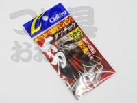 オーナー アシストフック - 太刀魚ジグチラシ - サイズ 5/0 ショート