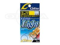 カルティバ EZショックリーダーライト - ZA-100  4号 16lb